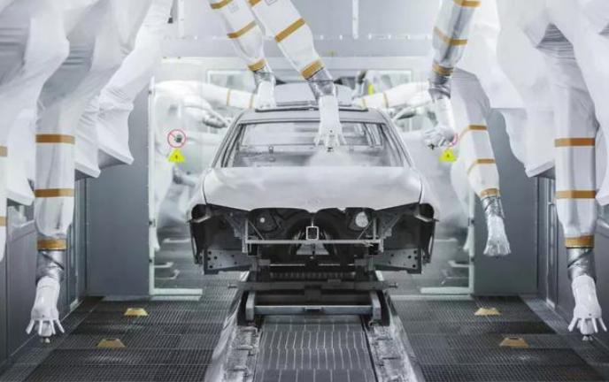国内喷涂机器人要崛起 需从3个方面着手