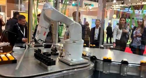 直击汉诺威工博会,机器人技术谁家最抢眼?