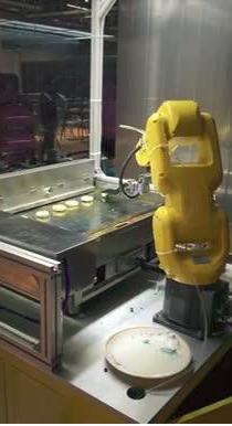广东的国产机器人已经能做粤菜了?真香!