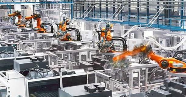 宝山致力打造机器人产业标杆区 力争集聚机器人相关企业300家以上
