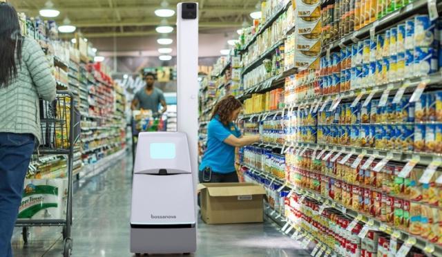 沃尔玛不满机器人雇员 机器人短期内无法替代人类