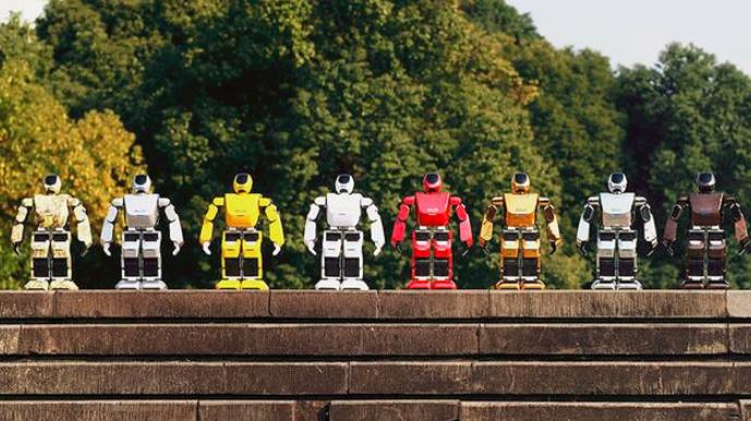 专注研发类人形机器人,乐聚机器人完成2.5亿元B轮融资