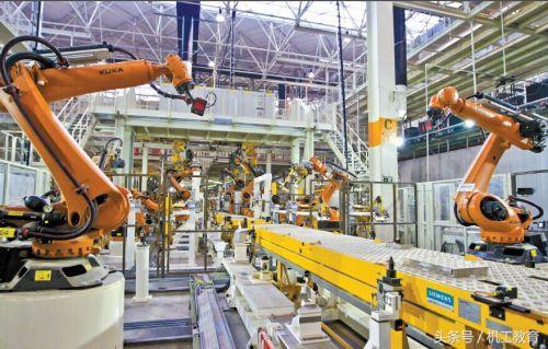 广东谋建世界级机器人产业集群,比欧美还差什么?