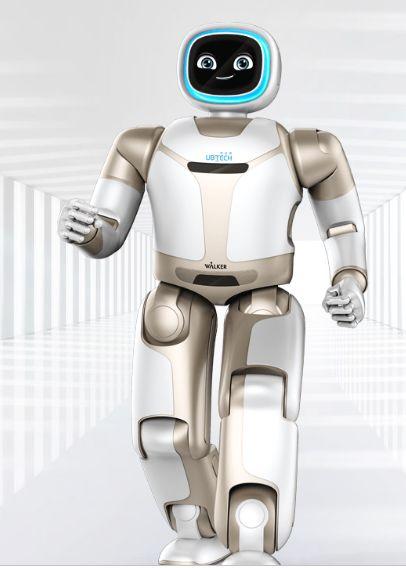 【探馆第四站】家庭服务机器人全新来袭,生活体验更智能更高效