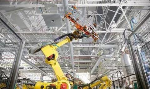 """工业机器人产业经历""""倒春寒""""?"""