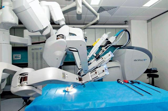 我国手术机器人未来将有广大发展前景