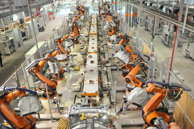 2019年芜湖市机器人产业产值预计同比增长18%