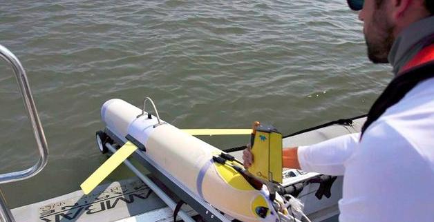 机器人水下滑翔机可以改善飓风预报