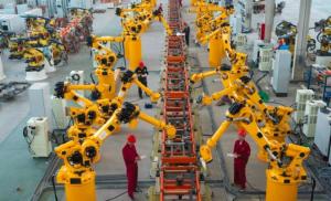机器人四大家族是如何炼成的?