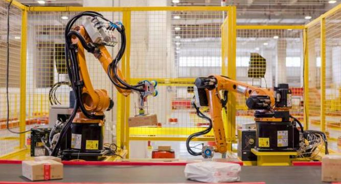 我国机器人市场规模42.5亿美元