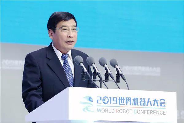 苗圩:加快发展机器人产业是制造业高质量发展的重要方向