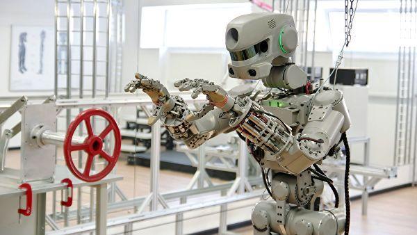 俄罗斯机器人将前往国际空间站,太空机器人时代已经到来
