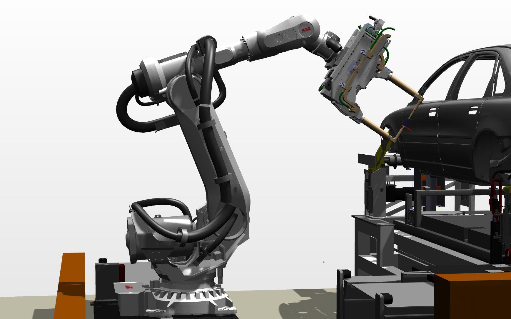 """专注中国""""智造""""——长城润滑油助力工业机器人"""