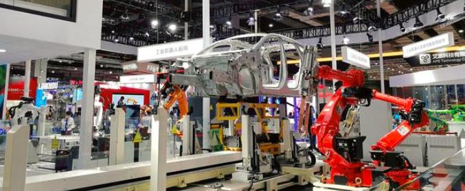 长三角机器人产业链地图发布:产能占全国50%以上