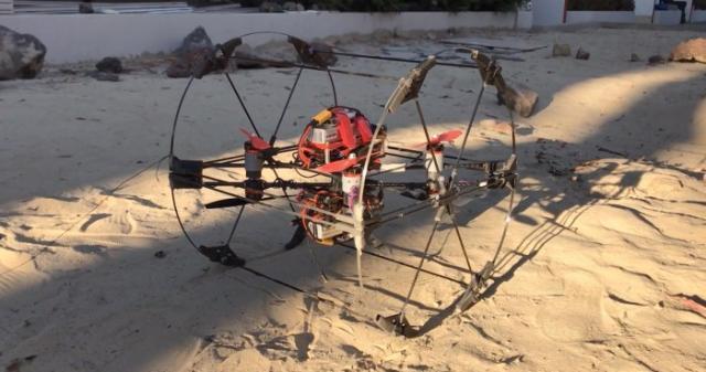 NASA正在打造一个变形金刚概念机器人