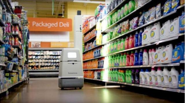 沃尔玛:更多机器人入职零售岗位 帮助监测库存、清扫地板等