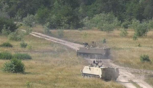 美军力推机器人战车计划:包括3款不同规格战车