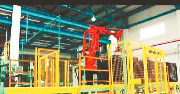 """冰城工业机器人的""""系统集成"""""""