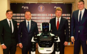 世界篮坛有了机器人教练 非主教练 是数据分析师