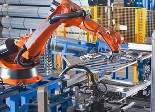 2018年我国工业机器人产量居全球第一