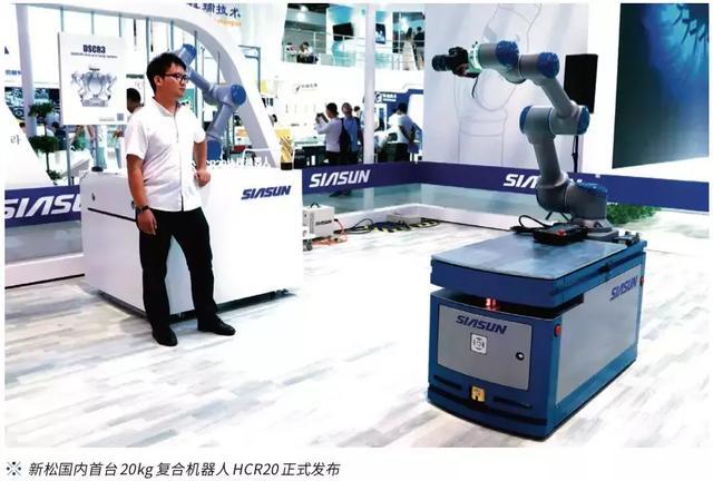 新的市场需求促进物流机器人技术创新