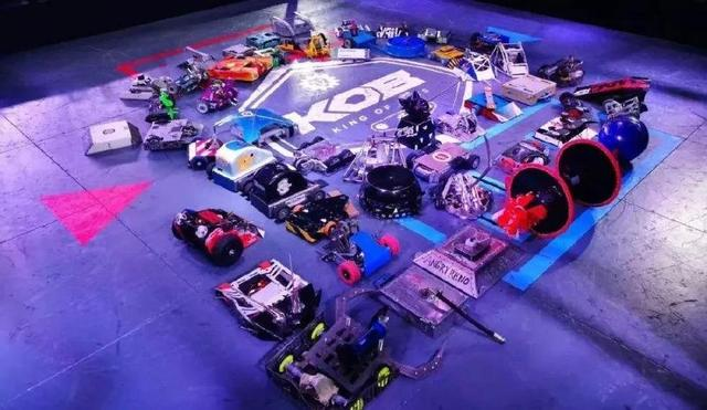 打造格斗机器人的江湖