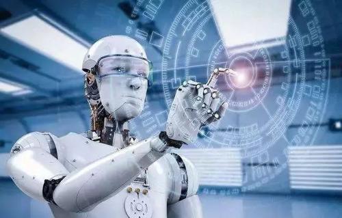 机器人是一个AI的载体