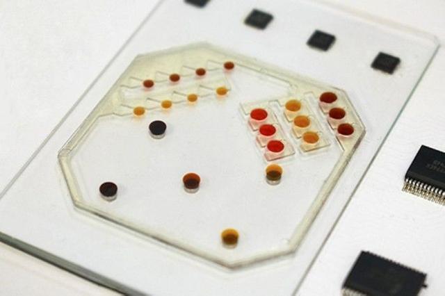 科学家研发微型磁性机器人 可更高效管理微流控样品