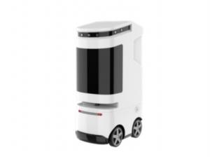 """消毒机器人走上抗疫一线 需求量超7倍 """"机器+医护""""模式再提速"""