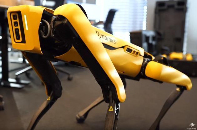 波士顿动力机器狗入职石油公司 未来还将有更多机器人雇员