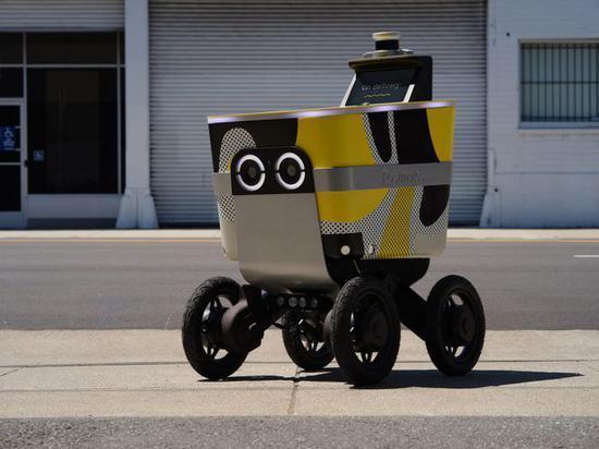 Uber花了26.5亿美元收购的送货机器人企业,正在悄悄独立?
